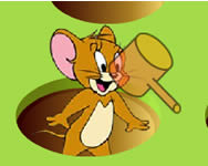 Hammer Jerry 2 Tom és Jerry játékok ingyen