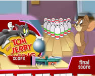 Tom and Jerry bowling ingyenes j�t�k