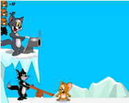 Tom and Jerry iceball online j�t�k