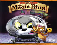 Tom and Jerry magic ring online j�t�k