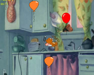 Tom and Jerry shoot balloons online j�t�k